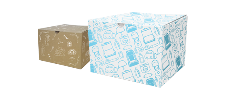 BOXデザイン